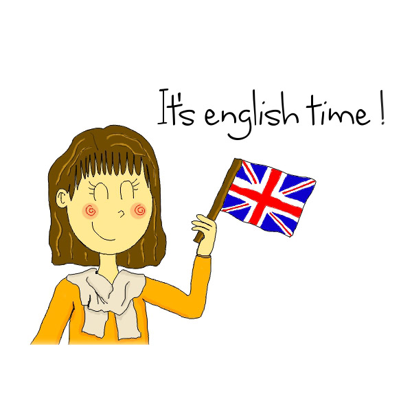 It's English time!